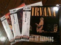 NIRVANA DVD
