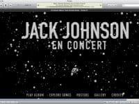 iTunes LPを購入:Jack Johnson