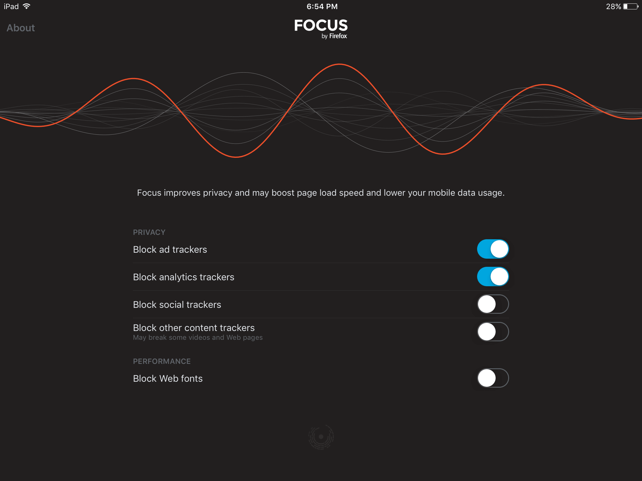 Focus by Firefox