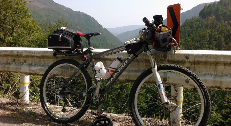 自転車 お遍路仕様 高知県 愛媛県