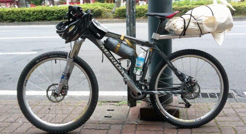 自転車 お遍路仕様 香川県