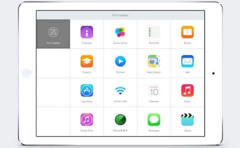 iOS8 iPhone 標準アプリのURLスキーム