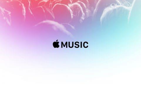 「Apple Music」と「Connect」を非表示にしてシンプルに