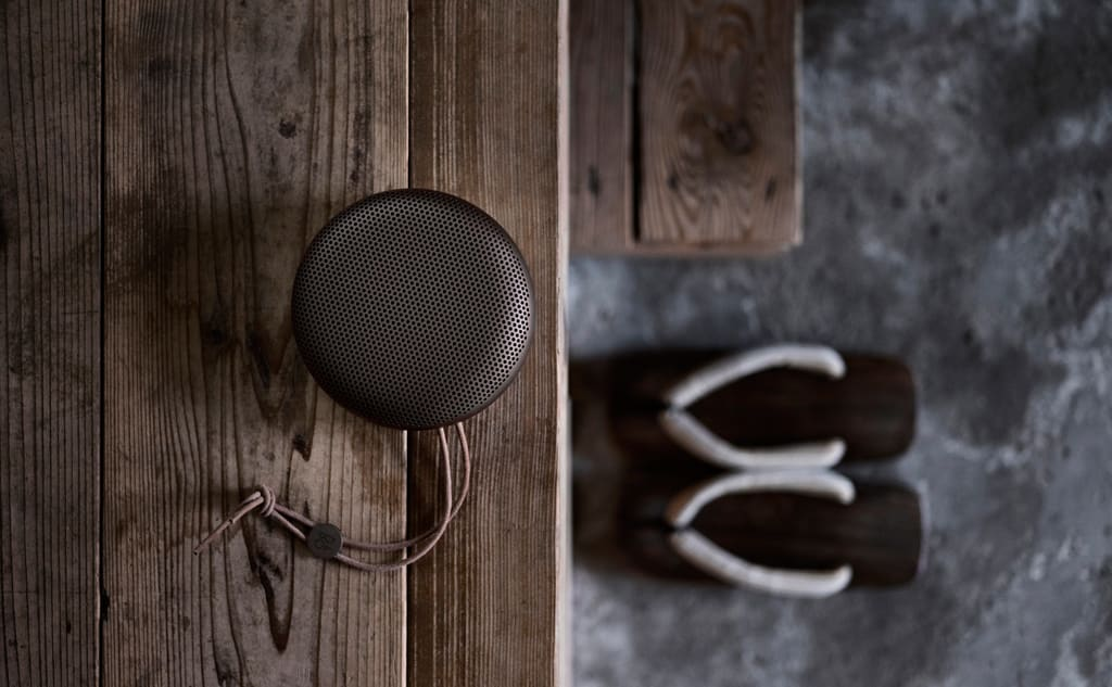 Beoplay A1 ※Bang and Olufsen All rights reserved