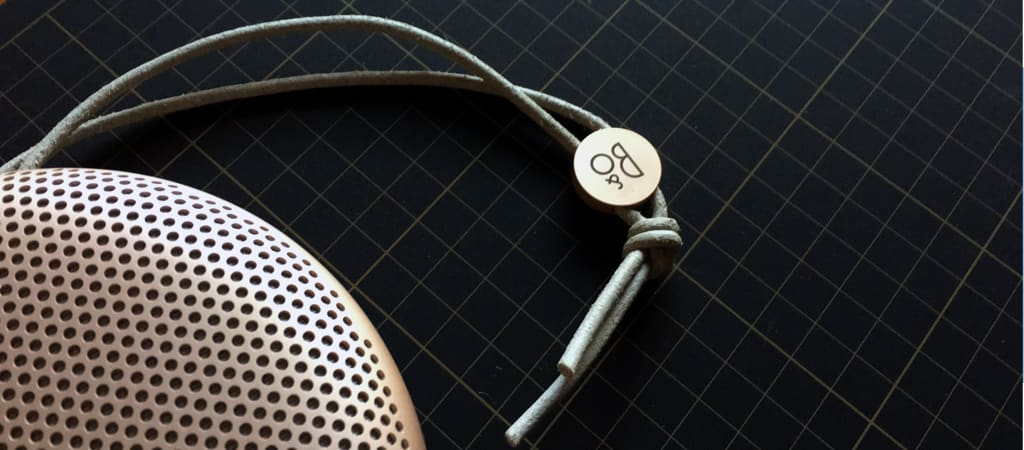 Beoplay A1 革紐