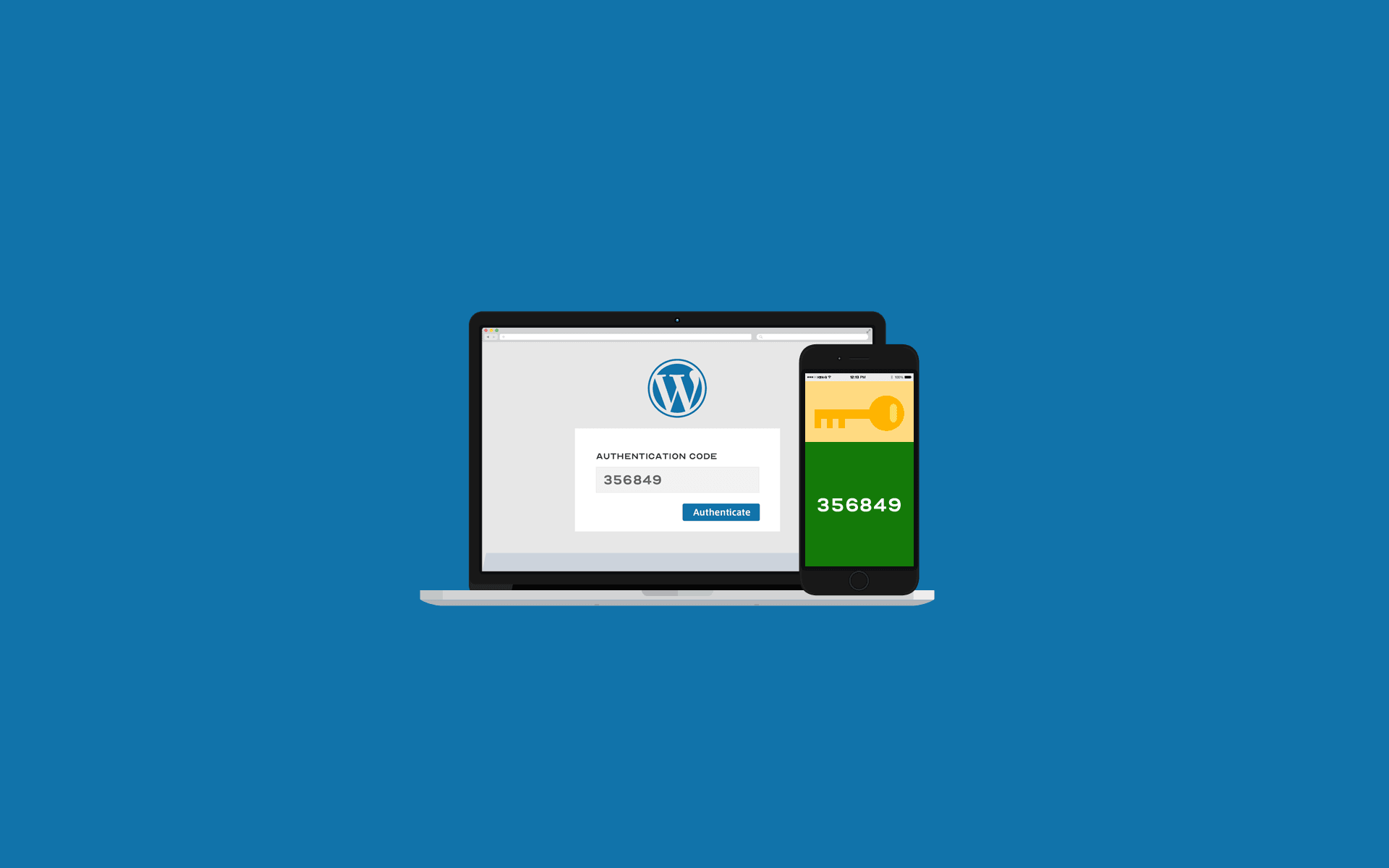 WordPress管理画面ログイン通知メールと2段階認証