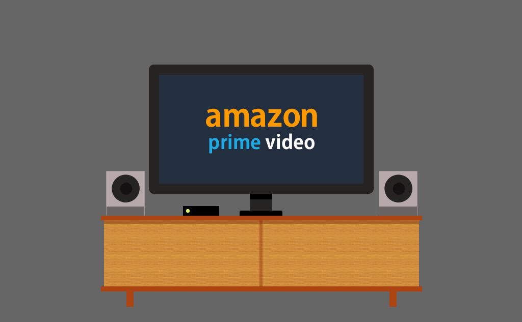 Amazonプライムビデオのイメージ画像