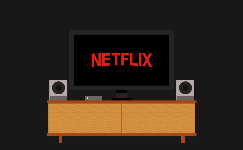 Netflixのイメージ画像
