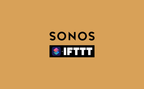 SONOS Wi-Fi スピーカーを操作する方法(iOSショートカット/IFTTT)